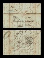 E)1874 FRANCE, MARITIME MAIL, CIRCULATED COVER FROM FRANCE TO LONDON - France