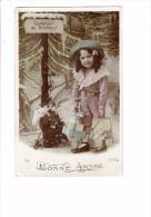 Carte Fantaisie - Fillette - Thème Mode Chapeau - DOL 175 - Carrefour Du Bonheur - Cadeaux - - Abbildungen
