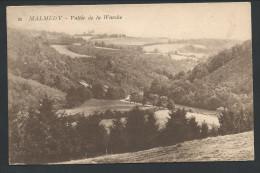 CPA - MALMEDY - Vallée De La Warche  //