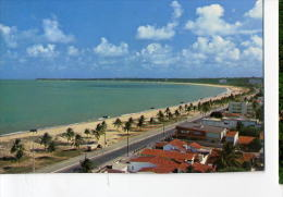 BRE127 - BRESIL - JOAO  PESSOA -  Vista Panoramica Da Praia De Tambau - Autres