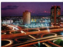 BRE152 - BRASILIA - Vista Do Setor Bancario - Brasilia