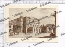 MILANO - Teatro La Scala Teather - Vecchi Documenti