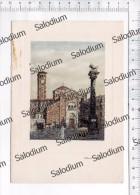 MILANO - Colonna Del Verziere - Vecchi Documenti