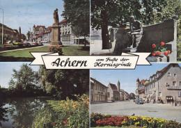 Ph-CPSM Allemagne Achern (Bade Wurtemberg) Am Fusse Der Hornisgrinde - Achern