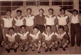 STRASBOURG Football 1959 - Unclassified