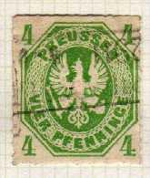 PRUSSE N° 15 OBLITERE - Prussia