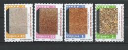 Ethiopia 2002 Granite.minerals.MNH - Ethiopia