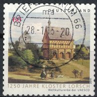 Allemagne 2014 Oblitéré Used 1250 Ans Kloster Lorsch Monastère - Gebraucht