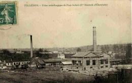 27-Tillières-Usine Métallurgique De Pont-Aubert (Cie Générale D´Electricité) - Tillières-sur-Avre