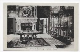COMBOURG - N° 3126 - LE  CHATEAU - LA SALLE A MANGER - CPA NON VOYAGEE - Combourg