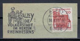 Germany Deutschland 1965 Alzey - Sin Clasificación