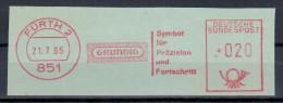 Germany Deutschland 1965 GRUNDIG, Electronics Radio, Furth - Sin Clasificación