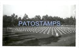 25952 CHILE SANTIAGO REVISTA DE GIMNASIA ALUMNOS ESTADIO MILITAR STADIUM AÑO 1939 11.5 X 7 CM PHOTO NO POSTAL POSTCARD - Unclassified