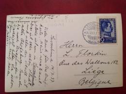 FINLAND Mannerheim 1937 + Cad Et Cpa SAVONLINNA - Storia Postale