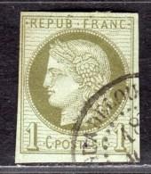 Colonie Française  N° 14 Avec Oblitération Cachet à Date  TB - Ceres