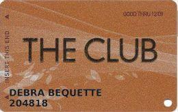Wind Creek / Tallapoosa / Riverside Casinos Alabama Slot Card  (Printed) - Casino Cards