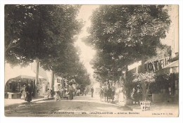 284.   CHATEL-GUYON - Avenue Baraduc - Châtel-Guyon