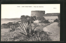 CPA Antibes, Tour Du Graillon - Non Classés