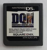 Nintendo DS Japanese : Dragon Quest Monsters: Joker  NTR-AJRJ-JPN - Electronic Games