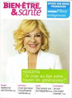 """Nicoletta  """" Bien être & Santé """" - People"""