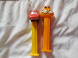 Garfield Et Cars Patent 4.966.305 5th Series à Partir De 1990 - Pez