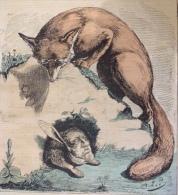 1871 Journal L´ÉCLIPSE N° 151 - REPUBLIQUE PROVISOIRE - RENARD -  LE PETIT - ALLEMAGNE - BERLIN - BISMARCK - A LEMOT - 1850 - 1899