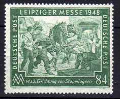 Gemeinschaftsausgaben, 1948, Mi 968 **, Leipziger Messe [090815L] - Zone AAS