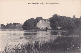 ROMILLE  ( I. Et V. ) - Le Château De Perronay. - Francia