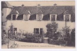 Chateauvillain - Caserne De La Gendarmerie - Chateauvillain