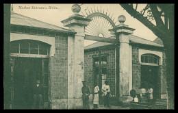 MOÇAMBIQUE - BEIRA - FEIRAS E MERCADOS - Market Entrance ( Ed. Catão A. Pereira ) Carte Postale - Mozambique