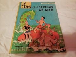 Les 4 AS Et Le Serpent De Mer - 4 As, Les