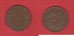 Pays Bas  // 2 1/2 Cents 1903  //  KM 134  //  TTB+ - 2.5 Cent