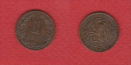 Pays Bas  // 1 Cent 1880  //  KM 107  //  TTB - [ 3] 1815-… : Kingdom Of The Netherlands