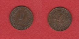 Pays Bas  // 1 Cent 1880  //  KM 107  //  TTB - [ 3] 1815-… : Royaume Des Pays-Bas