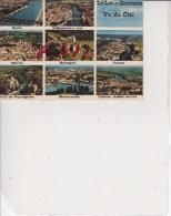 Le Lot-et-Garonne - Carte Multivues, Ref 1512-937 - France