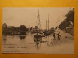 Carte Postale - LIBOURNE (33) - Pont Sur L'Isle (1175/1000) - Libourne