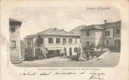 Lanzo D'Intelvi Piazza Fp V.1900 - Como