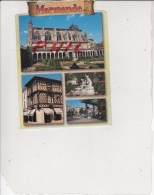 Marmande - Carte Multivues, Ref 1512-942 - Marmande