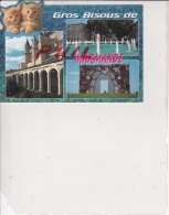 Marmande - Carte Multivues, Ref 1512-948 - Marmande