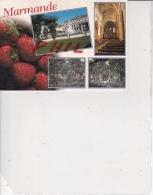 Marmande - Carte Multivues, Ref 1512-949 - Marmande