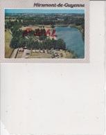 Miramont-de-Guyenne - Lac Du Saut Du Loup, Ref 1512-951 - France