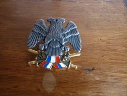 Insigne De Beret  Serbe.Période Milosevic - Militair