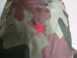 Couvre Casque Yougoslave Avec étoile Rouge . NEUF. JNA Rare - Hoeden