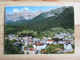 Tn1827)  Andalo - Panorama - Trento