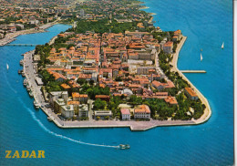 Zadar Old Postcard Travelled 1972 Bb151230 - Croazia