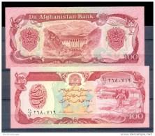 AFGHANISTAN 100 AFGHANIS P58 UNC BANKNOTE - Afghanistan