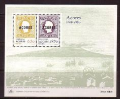 Azores - Stamps On Stamp 1979 MNH - Azores