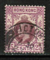 HONG KONG   Scott # 140 VF USED - Hong Kong (...-1997)