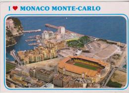 FOOTBALL CP STADE LOUIS   II   MONACO - Soccer