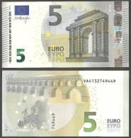 2013-NUEVO BILLETE DE 5 EUROS-SIN CIRCULAR-V003I2 - EURO
